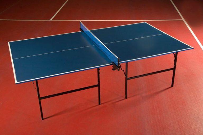 Как сделать своими руками настольный теннис