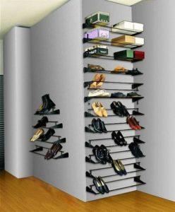 Место для хранения обуви