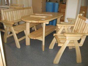 деревянную мебель для бани своими руками