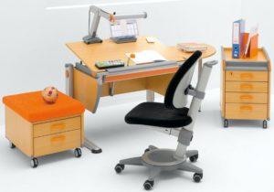 Двухуровневые конструкции стола