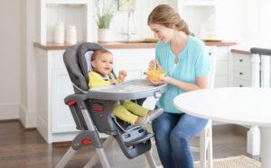 стульчик для кормления ребенка выбрать