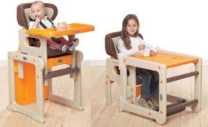 Какой стульчик для кормления ребенка выбрать – возможные варианты