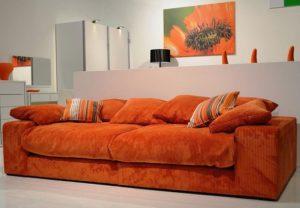правильно выбрать обивку для дивана