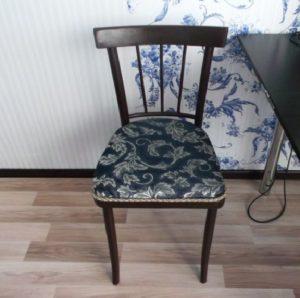 Как правильно отреставрировать стул