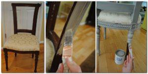 правильно отреставрировать стул