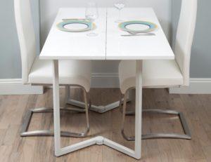 Как сделать кухонный стол для маленькой кухни своими руками