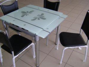 сделать кухонный стол для маленькой кухни своими руками