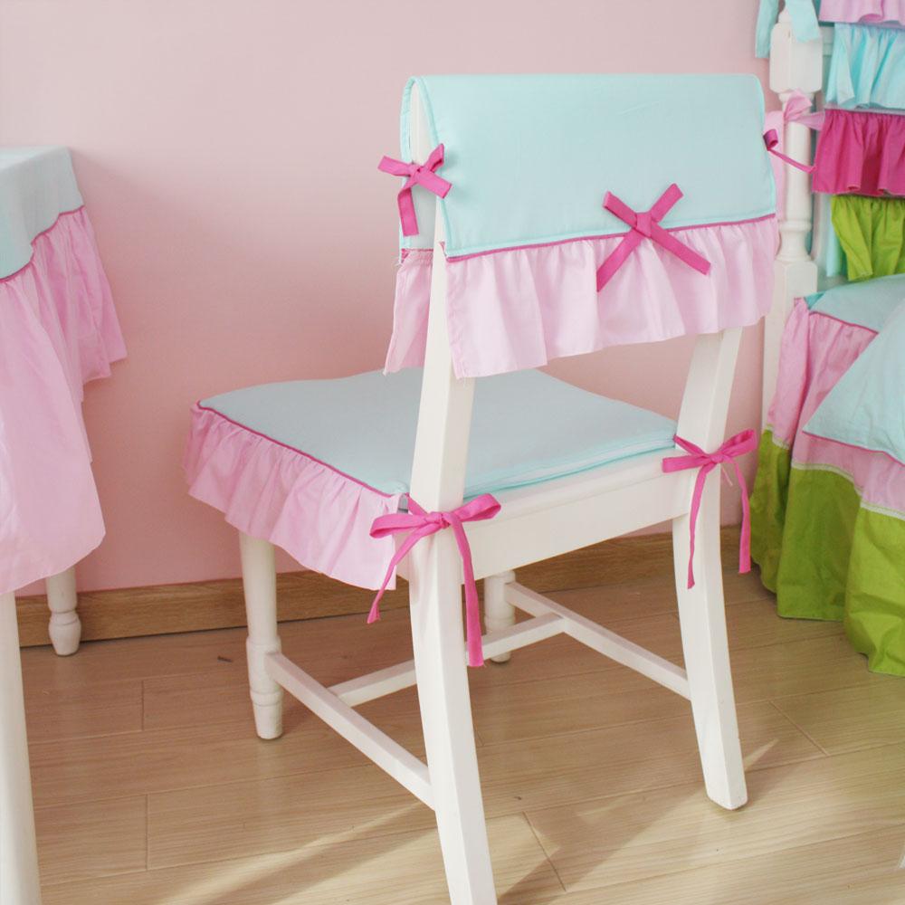 Сшить праздничные чехлы на стулья 3