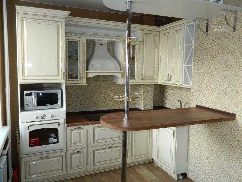 Как сделать барную стойку своими руками на кухне из кирпича фото 48