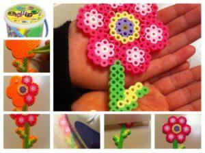 сделать цветы своими руками