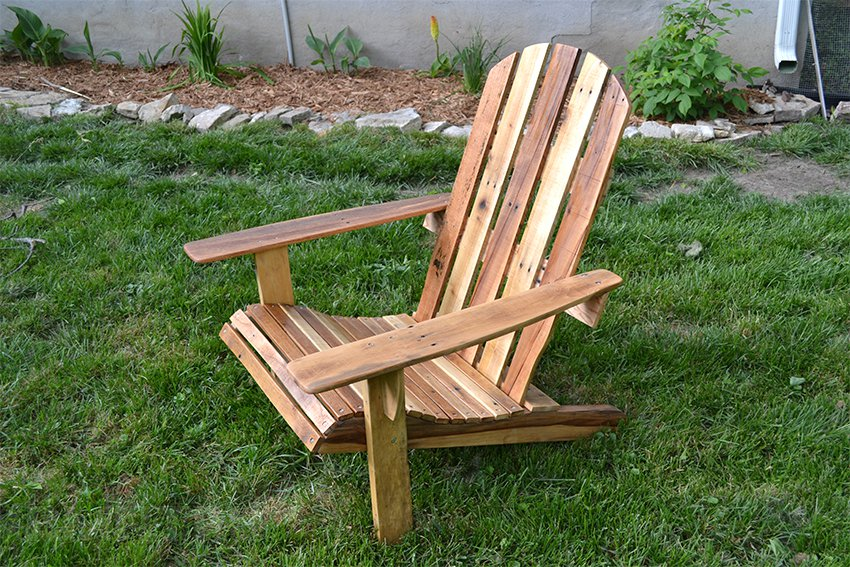 Стул кресло своими руками из дерева чертежи фото 578
