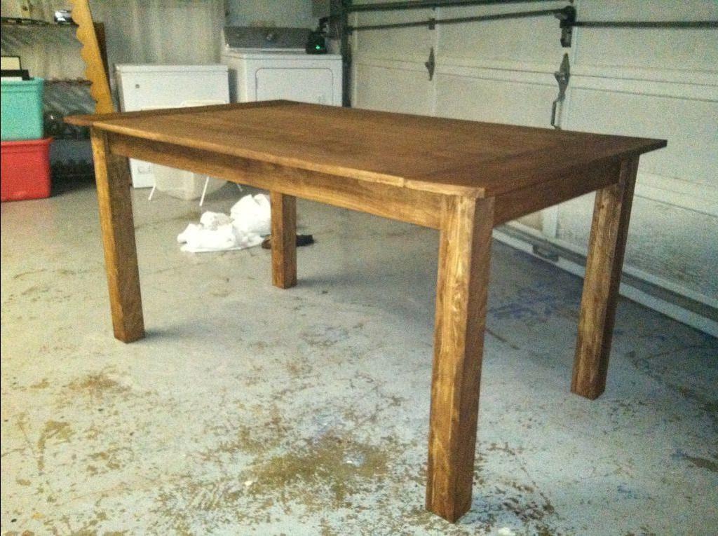 Как сделать красивый стол своими руками