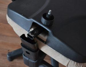 ремонт офисного кресла своими руками