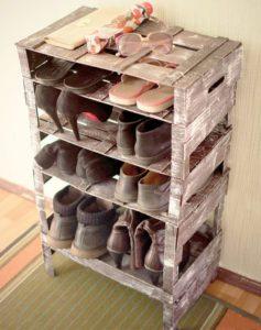 полку для обуви