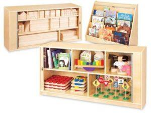 стеллаж для игрушек