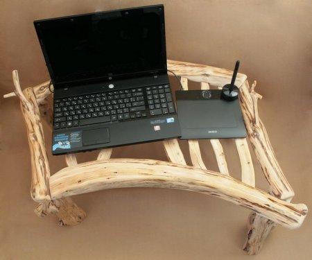 Как сделать столик для ноутбука фото 78