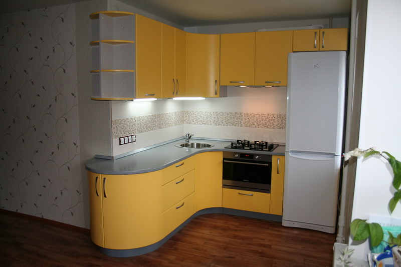 Модные кухонный гарнитур для маленькой кухни кухня на заказ цвет оливковый