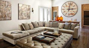 популярные размеры больших угловых диванов
