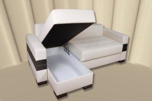 размеры маленьких угловых диванов
