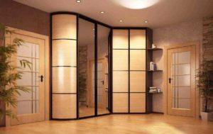 регулировка дверей шкафа-купе с рельсовым ходом