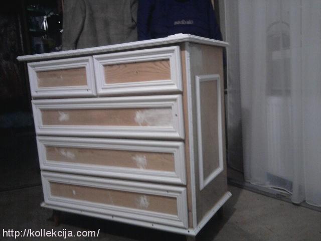 реставрация комода в домашних условиях своими руками пошаговая