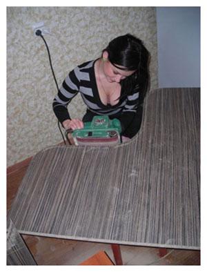 Реставрация корпусной мебели своими руками фото 2