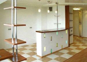 барную стойку для кухни