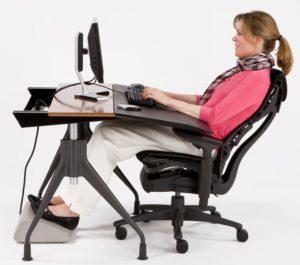 Как сделать кресло для работы
