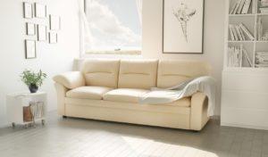 Виды и достоинства прямых диванов