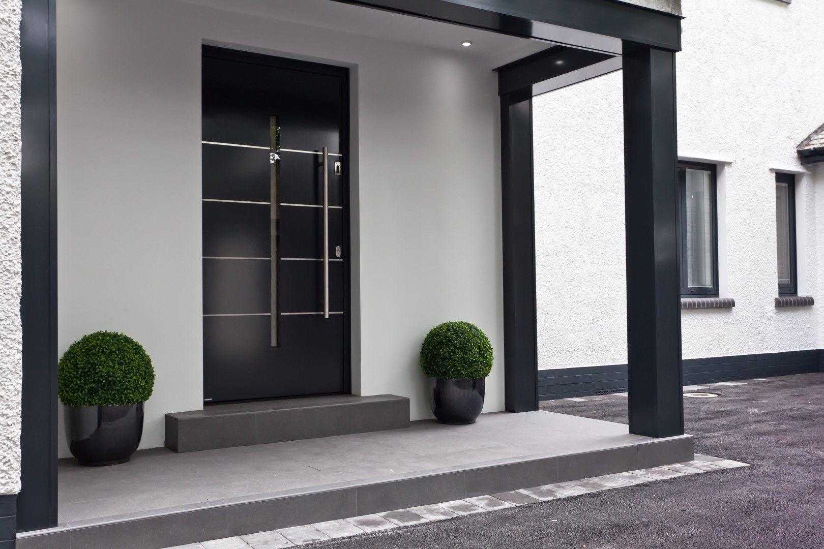Почему стоит купить входные алюминиевые двери? Преимущества, недостатки, особенности конструкции