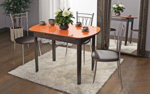 Функциональный кухонный стол - виды